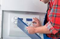 Piccadilly system boiler installation